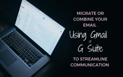 Streamline Your Email with Gmail or G Suite