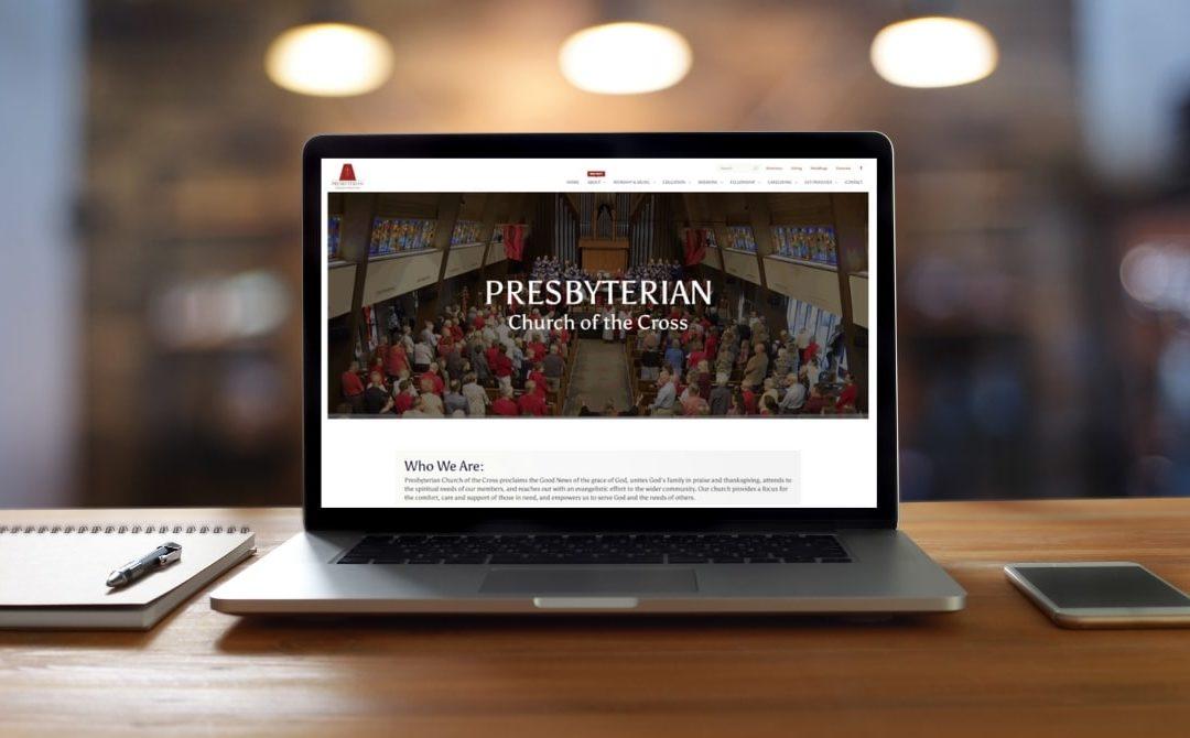 Presbyterian Church of the Cross – Omaha Church Website Design